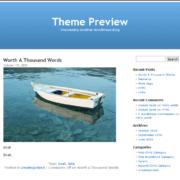 Přehled základních WordPress šablon