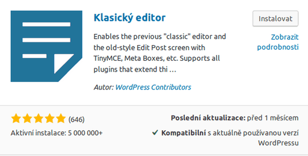 wordpress_plugin_klasicky_editor