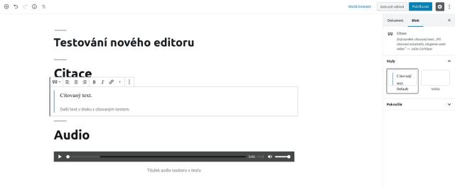 wordpess_prispevek_blokovy_editor_gutenberg_blok_citace_zakladni