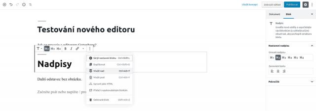 wordpress_prispevek_blokovy_editor_gutenberg_vymazani_bloku