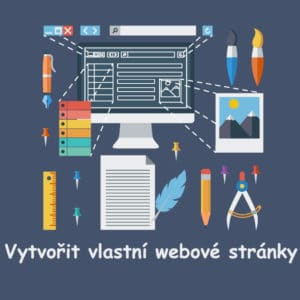 vytvorit webove stranky