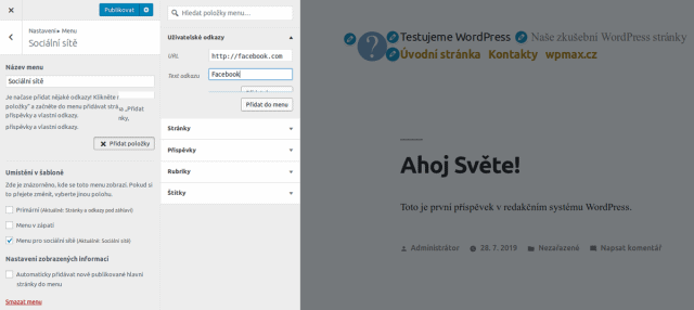 wordpress-twenty-nineteen-menu-social-2