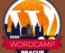 wordcamp praha 2020 logo