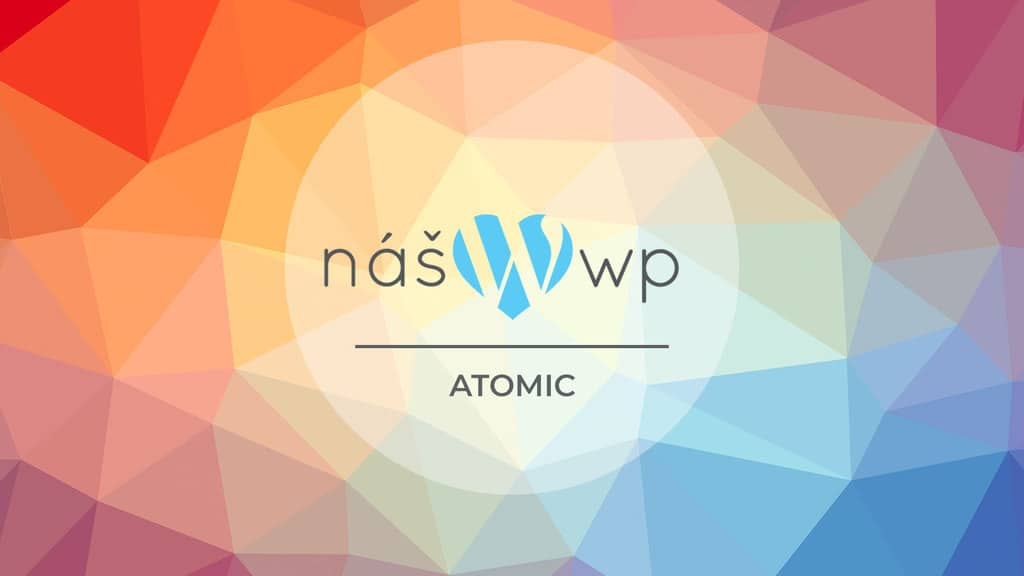 NášWP WordPress kit Atomic