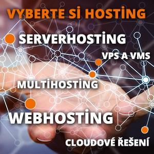 doporučení hostingu pro web